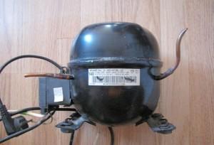 Мотор-компрессор