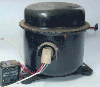 Роторный-компрессор