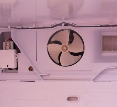 вентилятор в холодильниках no frost